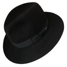 Bailey Crane fur felt fedora hat