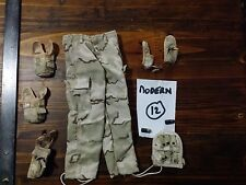 Action Figure 1/6 Loose Modern Lot 12 Dragon BBI Soldier Story DID Very Hot Toys