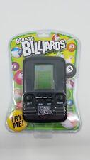 Ballistic Billiards Pool Electronic Travel Handheld Game Westminster 0275 (K)