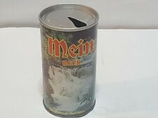 New listing Mein Beer straight steel Tab Top