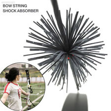 Bow String Silencer Bow String Stabilizer Soft Rubber Cat Whisker Hunting Bow