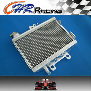 NEW ALUMINUM RADIATOR for HONDA CR125 CR125R 1998 1999 98 99