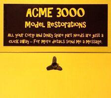 Corgi 803 The Beatles Yellow Submarine Replacement Repro Black Plastic Propeller