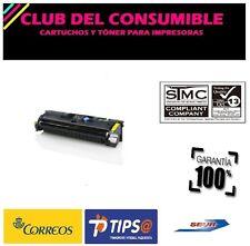 Q3962A/C9702A AMARILLO CARTUCHO DE TONER GENERICO HP Nº122A/121A NO OEM
