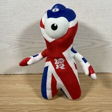 Official London 2012 Olympics Wenlock Plush Soft Toy 27cm
