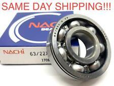 Nachi MADE IN JAPAN Bearing  63/22XN C3 010720 / SAME DAY SHIPPING !!! 63/22