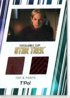 Star Trek Enterprise Season 3 & 4 Autograph & Costume Card Selection NM