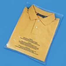 Open-end Self-Seal Plastic Suffocation Warning FBA Poly Bags 9x12 2MIL - 100 CNT
