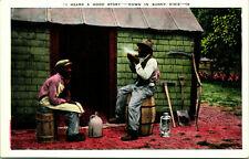 C.1920'S BLACK AMERICANA :AMERICAN HISTORY-JIM CROW ERA