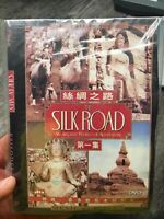 THE SILK ROAD AN ANCIENT WORLD OF ADVENTURE EPISODES 1-12 New Sealed 6 DVD'S