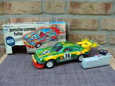 "Joustra 3235 - Porsche Carrera Turbo Blechspielzeug FB ""Sammlerstück"" - OVP!"
