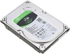 """1000GB (1TB) SATA 3.5"""" Seagate PC Hard Drive 7200RPM W/ Microsoft Windows 10 Pro"""