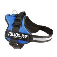 Dog Harness Trixie Julius K9 Powerharness Adjustable Size 2 Blue