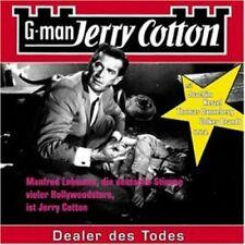 G-Man Jerry Cotton (10) Dealer des Todes  [CD]