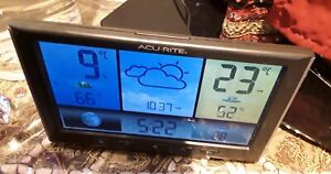 Mint AcuRite weather fordcasting station 02086 Sensor indoor/outdoor thermometer