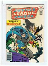 DC Comics Justice League Of America #136 VF/NM+ 1976