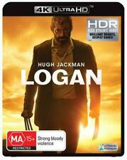 Logan 4k Ultra HD Blu-ray Movie