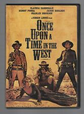 Once Upon A Time In The West - Dvd - Claudia Cardinale - Henry Fonda - 1968