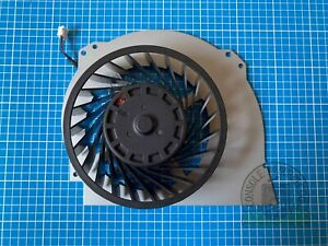 Sony PS4 Pro - 23 Blade Cooling Fan - Delta Electronics KSB1012H B05 T - CUH-72
