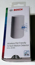 Bosch Wireless Pet Friendly TriTech Motion Detector (Model RFDL-ZB-MSL)