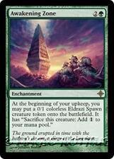 AWAKENING ZONE Rise of the Eldrazi MTG Green Enchantment RARE