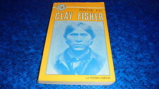CLAY FISHER:APACHE KID.I GRANDI AUTORI WESTERN LA FRONTIERA N.41.DICEMBRE 1983