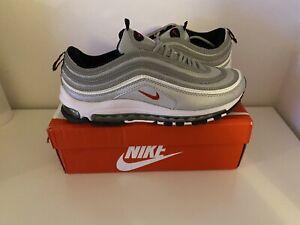 Nike Air Max 97 Silver OG's Herren (EU43)