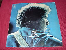 Bob Dylan:  More Greatest Hits  A1/B2/C1/D2  UK  EX+   LP