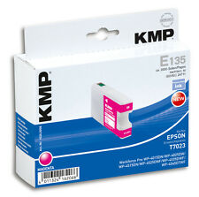 KMP Patrone E135 für Epson T7023 Workforce Pro WP-4015DN 4025DW etc. magenta