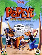 Popeye Pinball - CPU Rom LX-5 [U6] [Bally / Williams] EPROM