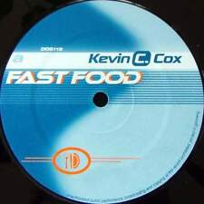 "12"": Kevin C. COX-Fast Food-DOS or the recordings-DOS 119"