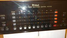New listing McIntosh Cr12 Audio/Video Multizone Control System -Estate Sale!