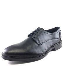 Alfani Greg Black Leather Lace Up Dress Oxfords Men's Size 10 M*