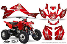 SUZUKI LTZ 400 09-15 GRAPHICS KIT CREATORX DECALS YOU ROCK R