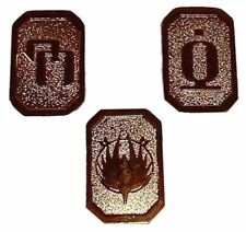 Battlestar Galactica Bsg Classic Tv Series Cubits Set of 2