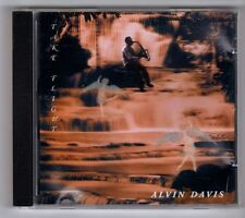 (GY422) Alvin Davis, Take Flight - 1999 CD
