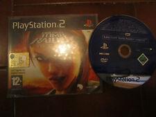 Playstation 2 PS2 LARA CROFT TOMB RAIDER LEGEND Demo Promo Version Pal ITA