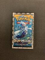 Booster Pack Display Case Box for Pokémon Yu-Gi-Oh Booster Packs, Acrylic 3mm