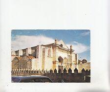 BF26769 cathedral santa maria la menor  rep dominicana  front/back image