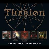 THERION - THE NUCLEAR BLAST RECORDINGS (6CD BOX)  6 CD NEW+