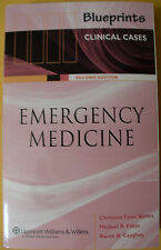 Blueprints Clinical Cases EMERGENCY MEDICINE Free S/H