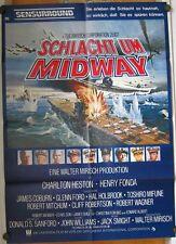 SCHLACHT UM MIDWAY (Pl. '76) - CHARLTON HESTON / HENRY FONDA