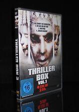 DVD THRILLER BOX 1 - HORROR PONTYPOOL + DER KUSS VOR DEM TODE + JERICHO MANSIONS