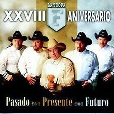 La Tropa F : Pasado Presente Y Futuro CD