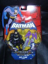 Batman The Brave and The Bold DELUXE EXO-CLAW BATMAN Openers
