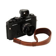 Rally Volpe leather wrist strap for RF film Digital camera Leica