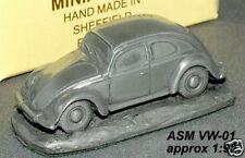 VW Beetle (AutoSculpt 1:92 / VW01 )