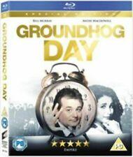 Groundhog Day Blu-ray 1993 DVD Region 2