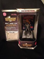 Limited Edition DC Comic Book Champions 1978 Joker Pewter Sculpture COA New NIB