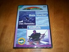 Baja Marlin ! Sailfish Big Game Fishing Mexico Fisherman Sportfishing Dvd New